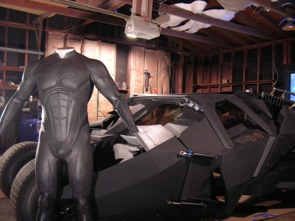 DIY Batman Tumbler