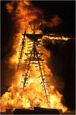 Burning Man Instructables round-up