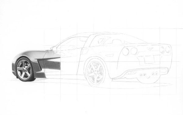 How to: Draw a car