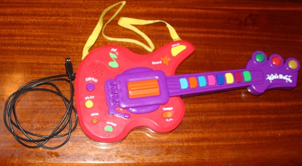 Don't just play Guitar Hero, build your own