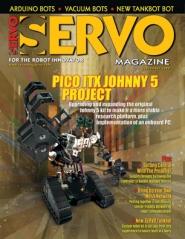 Latest Servo Magazine