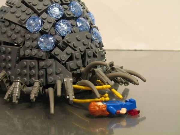 Ohmu in LEGO