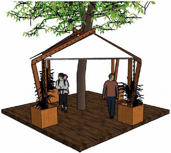 Austin / San Antonio Event: Terrific Treehouses
