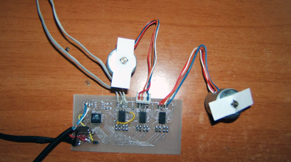 Diy 3 In 1 Stepper Motor Controller Make Circuit Article Featured Image