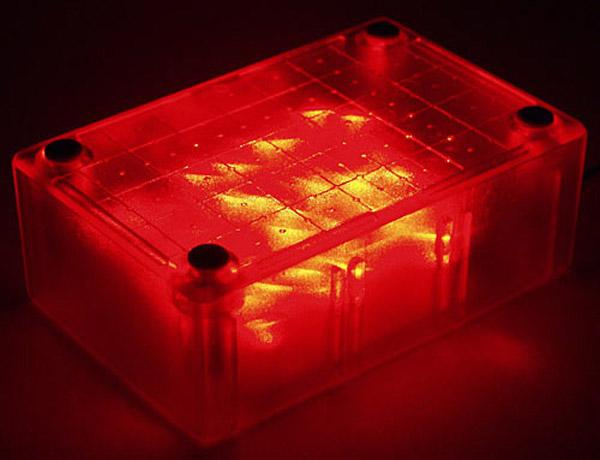 Build a simple LED caselight