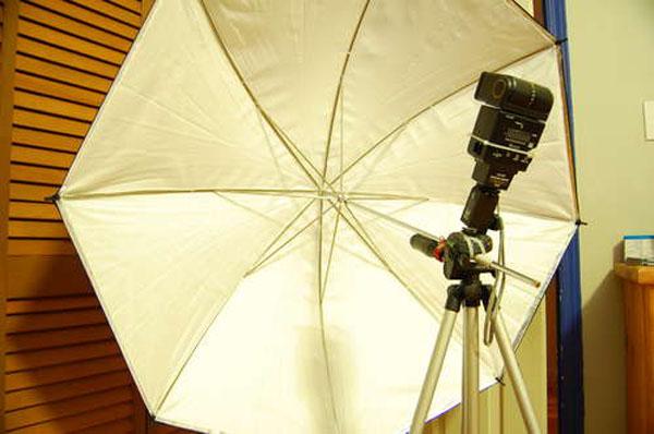 DIY: Cheap Umbrella Stand