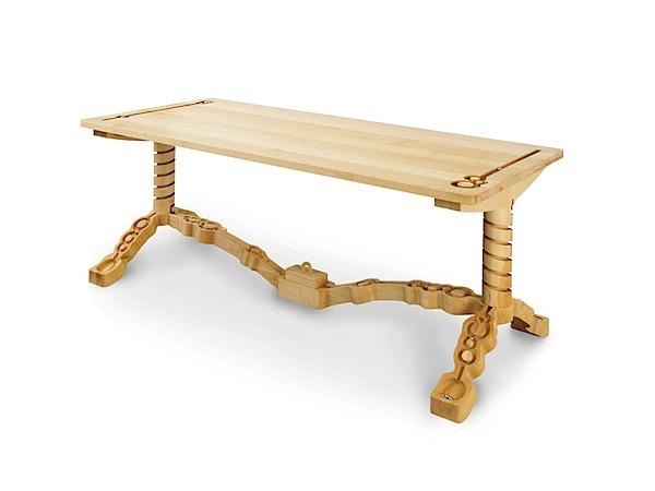Marbelous table