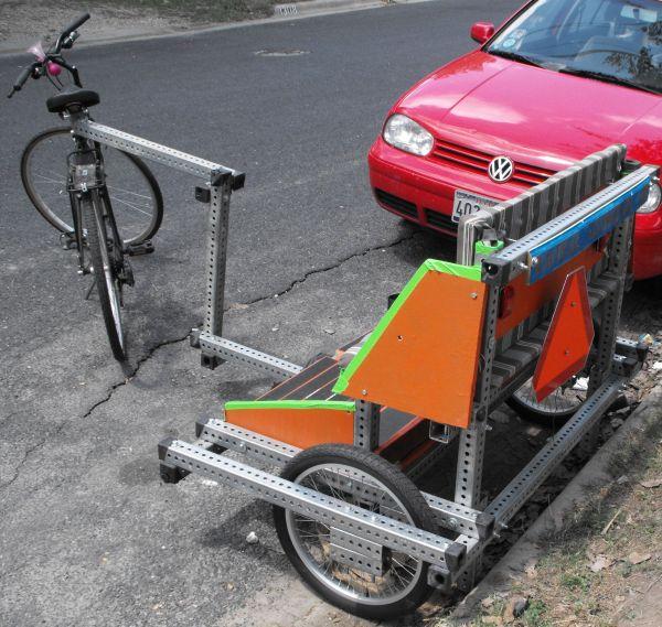 My DIY Pedicab Saga: Just The Data