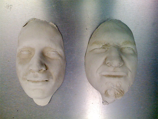 HOW TO – Cast a face in plaster
