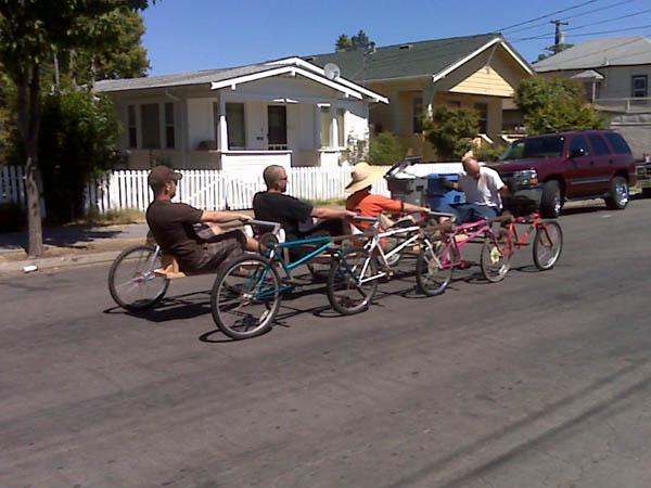 Handcar Regatta, this Sunday in Santa Rosa, CA
