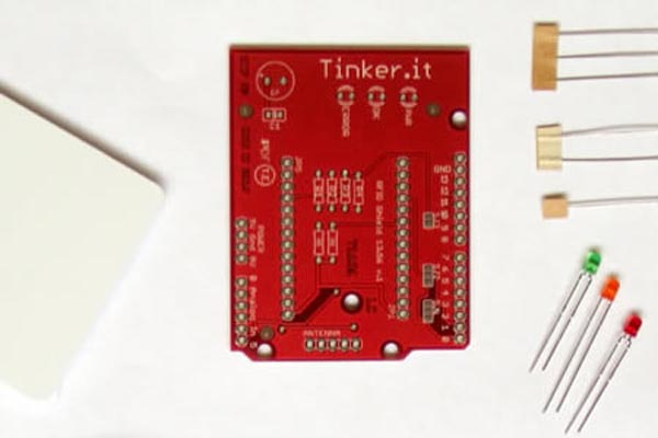 Build your own RFID Arduino shield