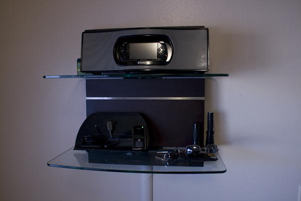DIY: Wall-Mounted Recharging Station