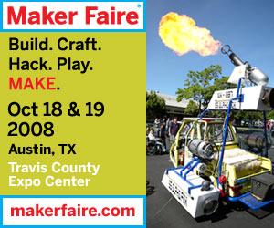Maker Faire Austin: Sashimi Tabernacle Choir