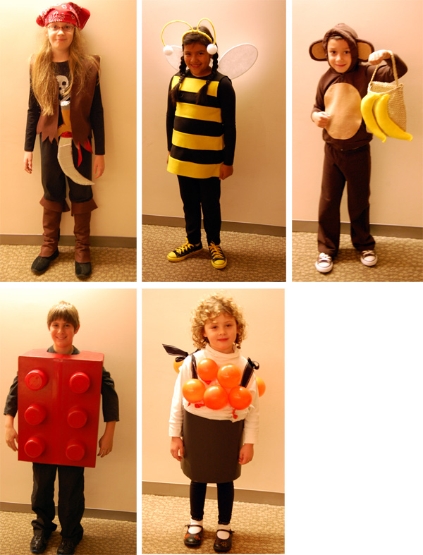 Halloween costumes for kids @ Craft!