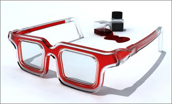 Glasses allow for color customization