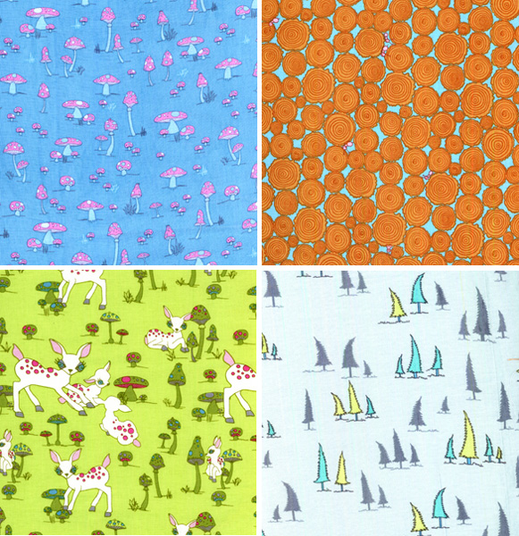 Jay McCarroll's Fabric Collections
