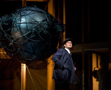 Doctor Atomic an opera about building the first nuke