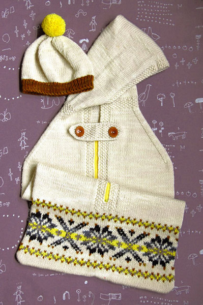 HOW TO – Snuggle Sack & Hat