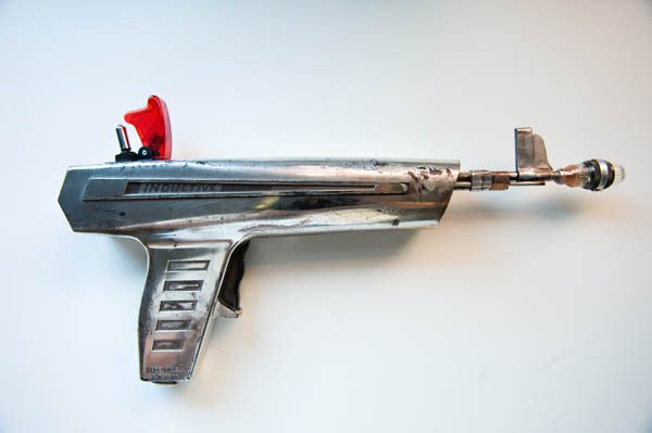 PICAXE-powered raygun