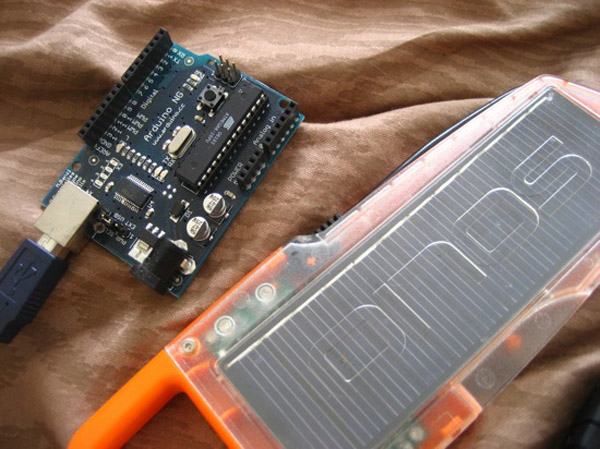 Arduino gets greener with a Solio