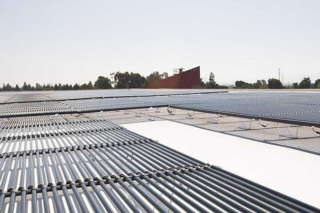 Solar roll ups