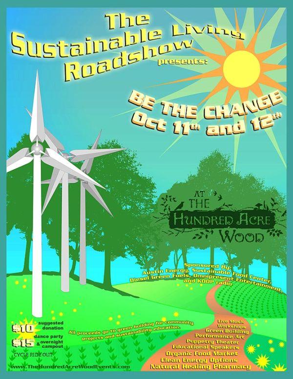Austin Event: Sustainable Living Roadshow