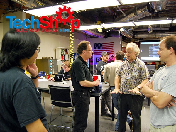 Get a jump start on your project at TechShop Menlo Park, CA this Saturday