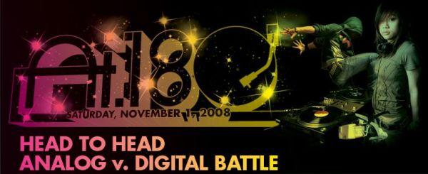 Austin Event: DJ/Laptop Battle