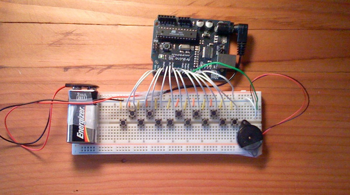 Arduino synth dreams | Make: