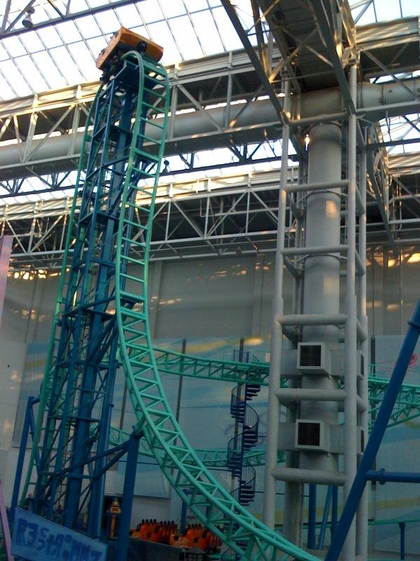 Make: television — Roller coaster wimp
