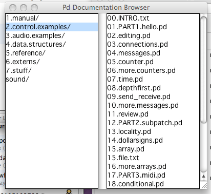 How-to: Hacking RjDj with PD