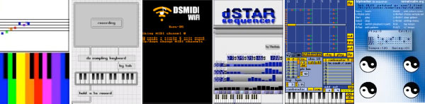 DS music apps