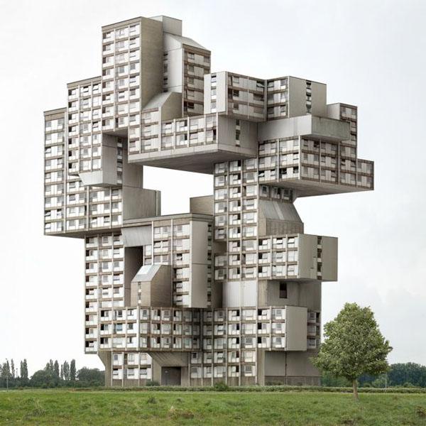 Improbable Buildings