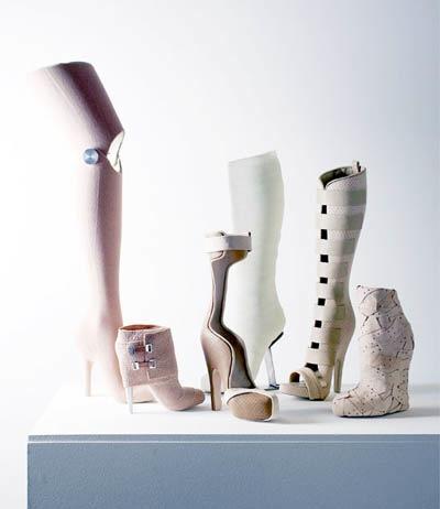 Medical aesthetic footwear