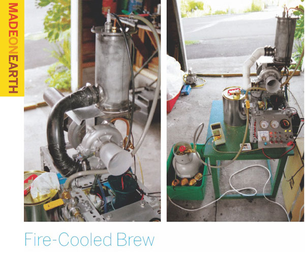 Fire-Cooled Brew