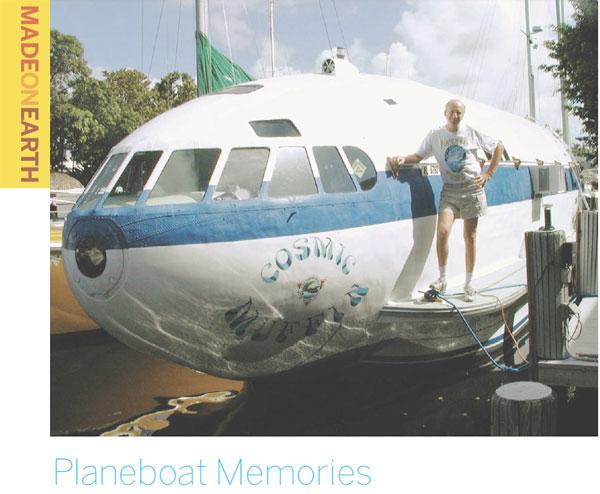 Planeboat Memories
