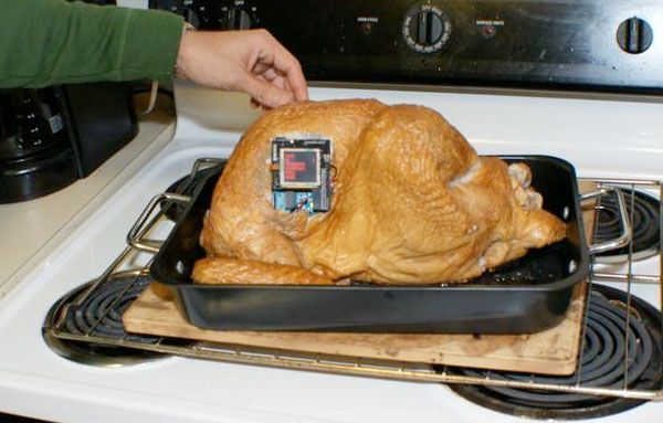 Turkey upgrade with Arduino!