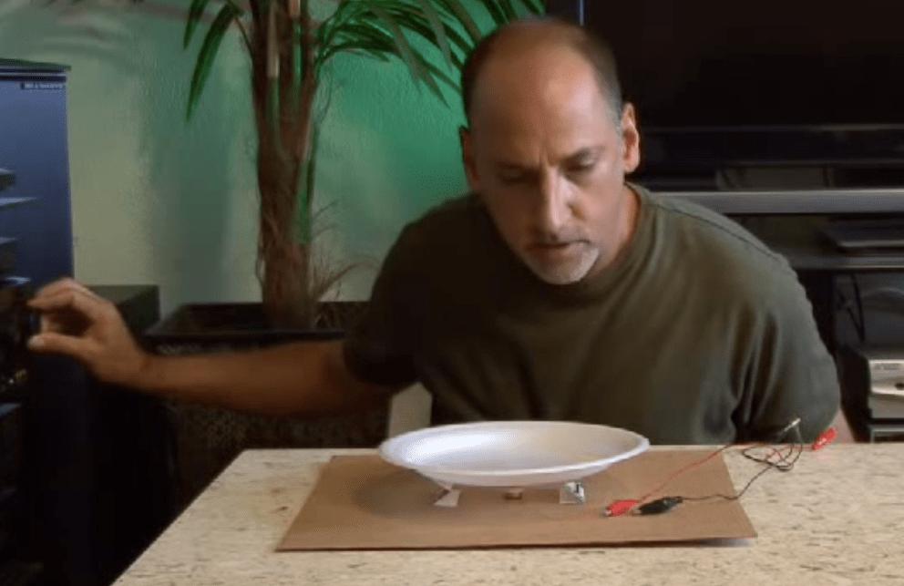 Weekend Project: Styrofoam Plate Speaker