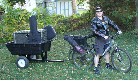 Junk Pedalers and Cargo Bikes