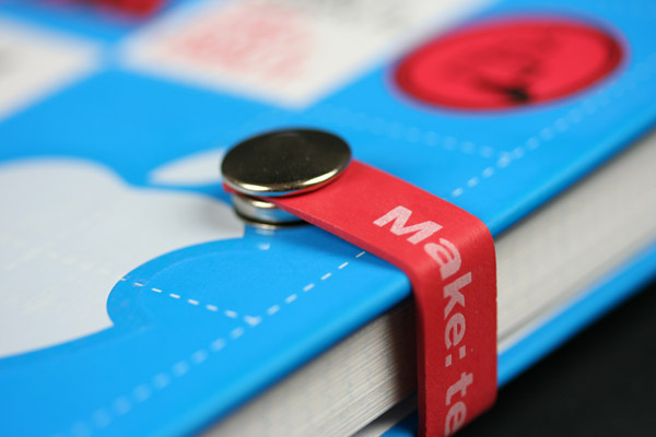 How-to Tuesday: Maker's Notebook & contest