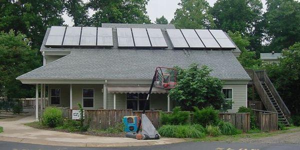 Citizen-powered energy grid