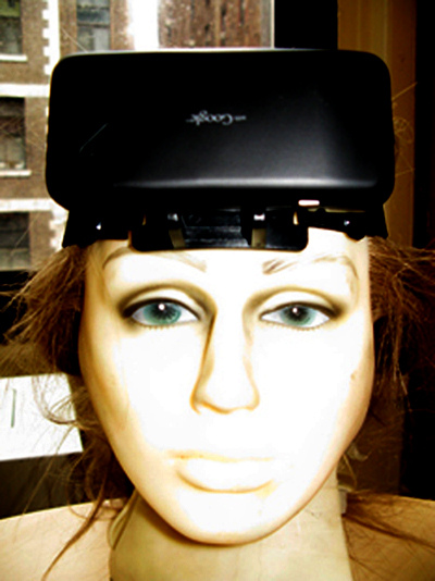 Camera hat gets you out of family tech support trauma