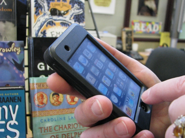 iPhone/iTouch as classroom tool