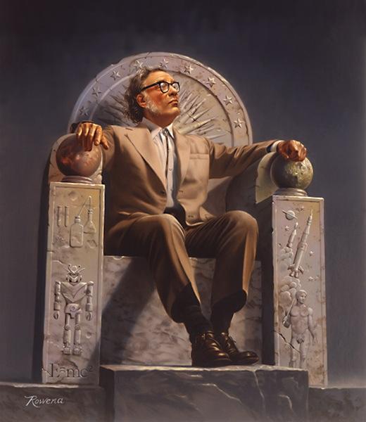 Happy birthday Isaac Asimov! Three Laws of Robotics and The Last Question…