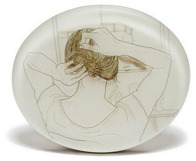 Melanie Bilenker's Hair Jewelry