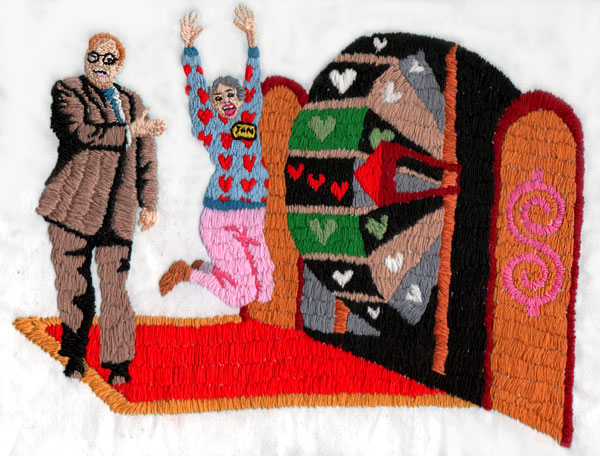 """""""Price is Right"""" Embroidery"""