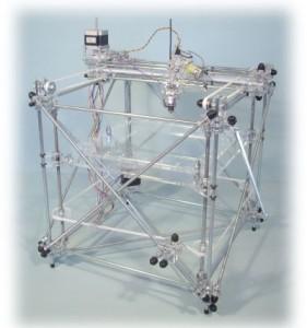 RepRap Build-a-thon at HacDC