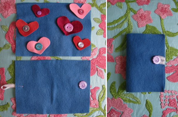 HOW TO – Valentine's Day Busy Book