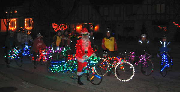 Running Christmas Lights from Batteries