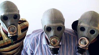 Gas Mask Kazoo